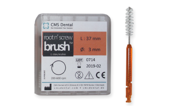 Immagine di Root n'screw brush / D3
