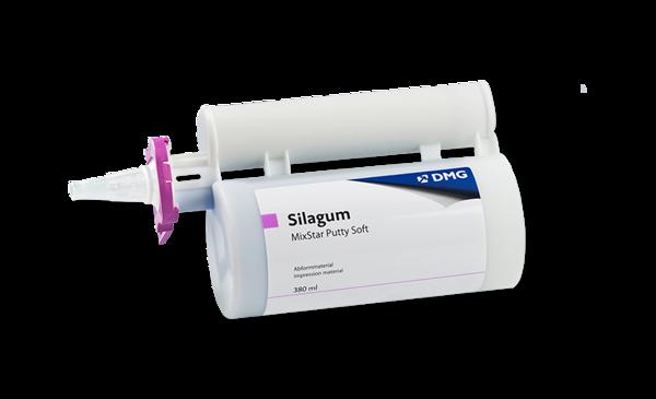 Immagine di Silagum Putty / Soft - MixStar - Economy Pack