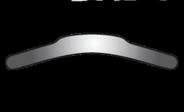Immagine di Matrice anatomica bombata / Molare 0,03 / 4,5-6,3 mm