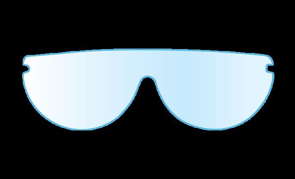 Immagine di Vista-Tec Eyeshield / Visiere corte da 10 pz