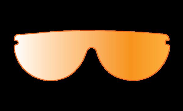 Immagine di Vista-Tec Eyeshield / Corte arancioni 3 pz