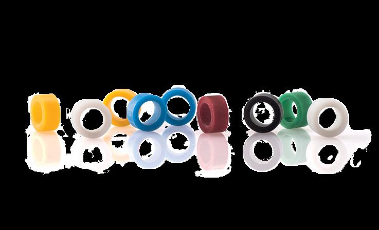 Immagine di Maxi ID-Rings / Bianco