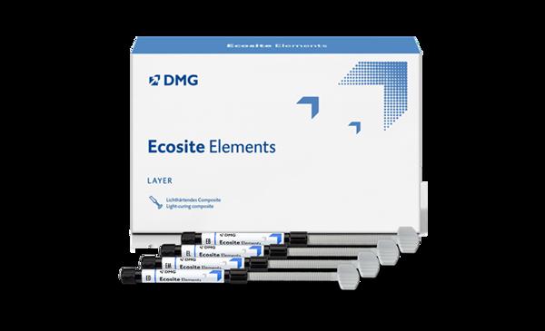 Immagine di Ecosite Elements / Layer Set Siringhe - EB, EL, EM, ED