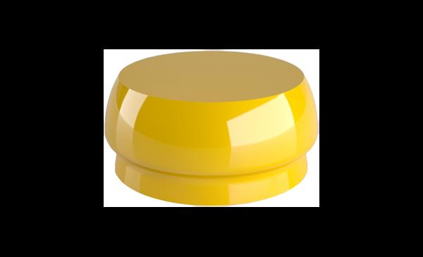 Immagine di Cappetta gialla OT CAP (Extra Soft)