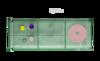 Immagine di Cappetta ritentiva Equator Smartbox Kit Assortito