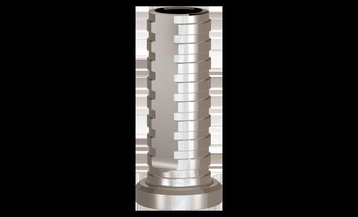 Immagine di Single-Unit Ti Cilindrico senza ingaggio