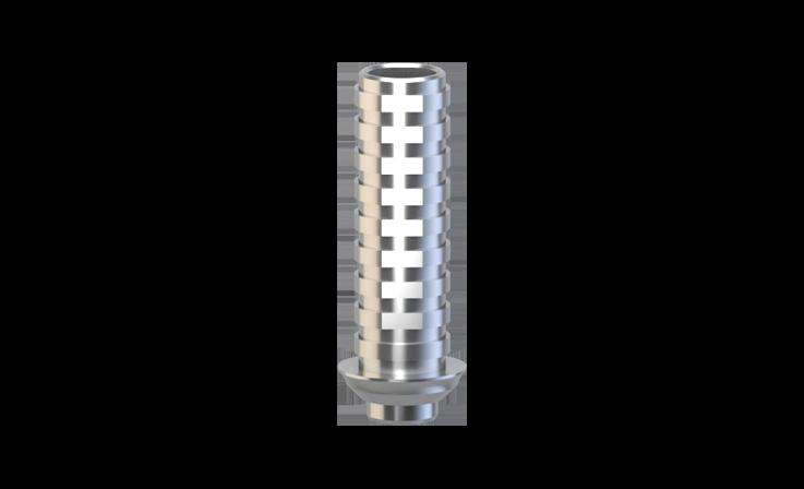 Immagine di Abutment provvisorio Titanio H0.5 / Senza ingaggio / Standard
