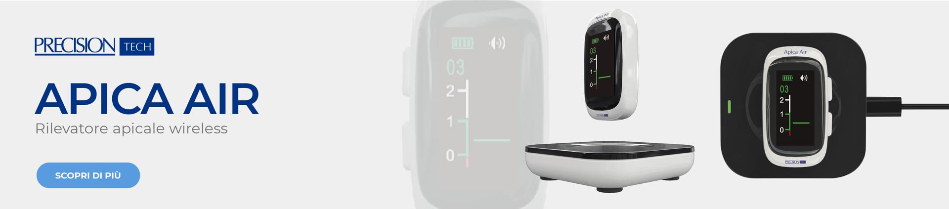 Apica Air Precision-Tech - Rilevatore apicale wireless